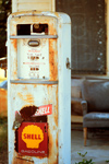 thumbnail of gallery215.com/things/weathered/shell_gas_pump